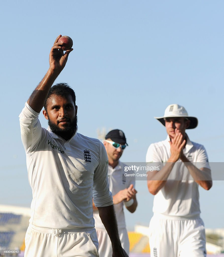 Pakistan v England - 1st Test: Day Five