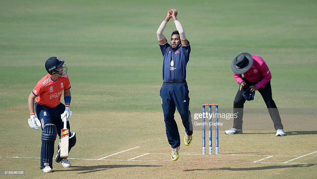 England v Mumbai Cricket Association XI - ICC Twenty20 ...