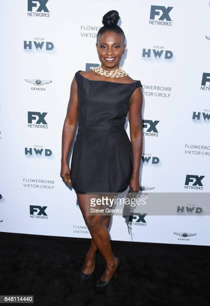 Adina Porter attends FX and Vanity Fair Emmy Celebration at Craft on September 16 2017 in Century City California