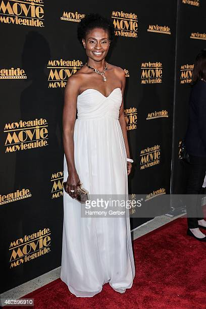 Adina Porter attends the 23rd Annual MovieGuide Awards at Universal Hilton Hotel on February 6 2015 in Universal City California