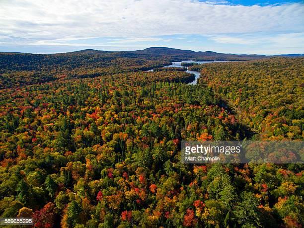 Adirondack aerial