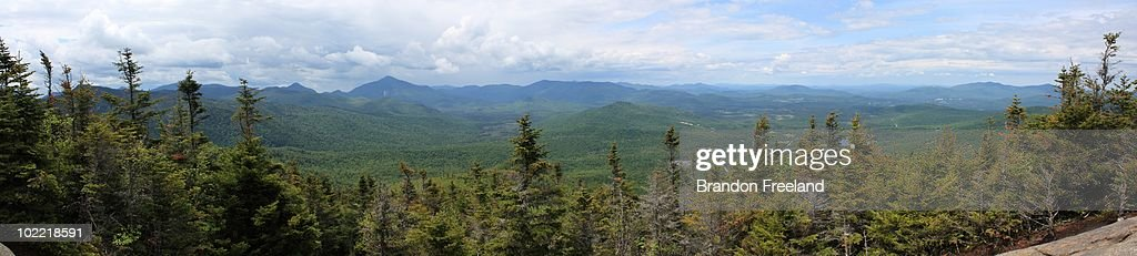 Adirondacks 2009-6-13 Cascade Ridge Pan