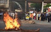 IND: Shiv Sena's Aditya Thackeray Inaugurates Fire-fighting Robot