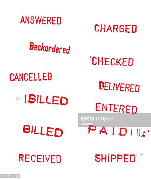 Administration Stamps