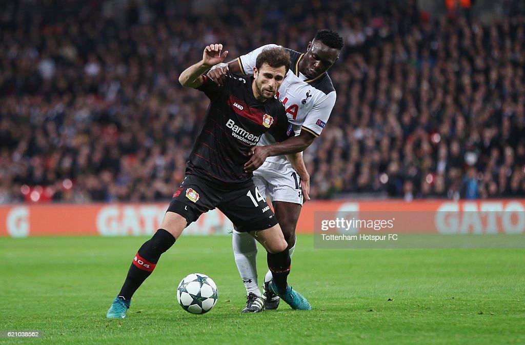 Tottenham Hotspur FC v Bayer 04 Leverkusen
