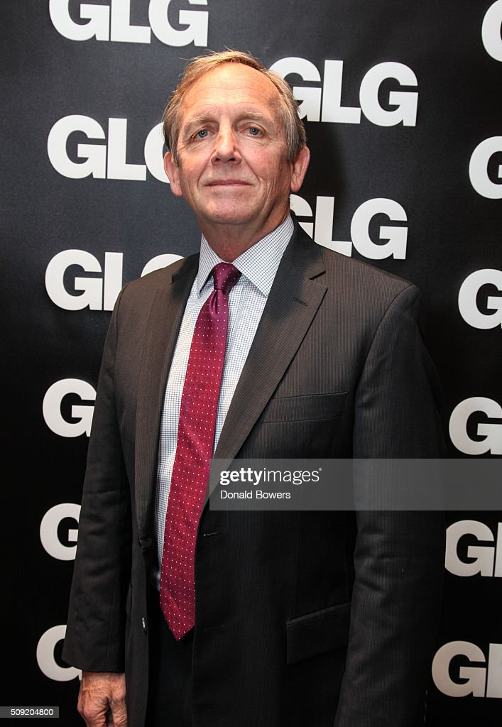 Admiral Eric Olson, Former Commander Of US Special Operations Command (USSOCOM), visits GLG (Gerson Lehrman Group) on February 9, 2016 in New York City.