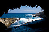 Admiral's arch, Kangaroo Island, Australia
