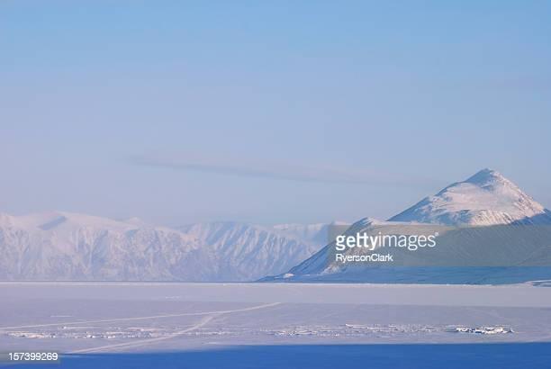 Admiralty Inlet, l'île de Baffin.