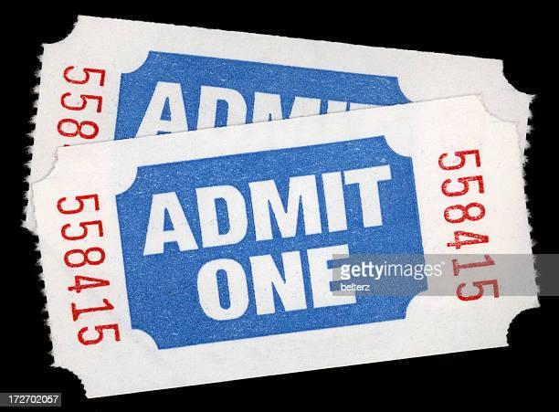 Eintrittsgebühr-tickets