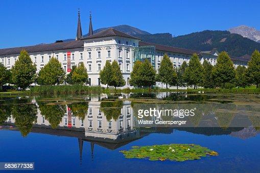 Admont Austria  city photos gallery : Admont Abbey, Austria
