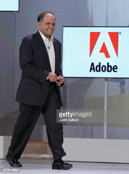 adobe executives