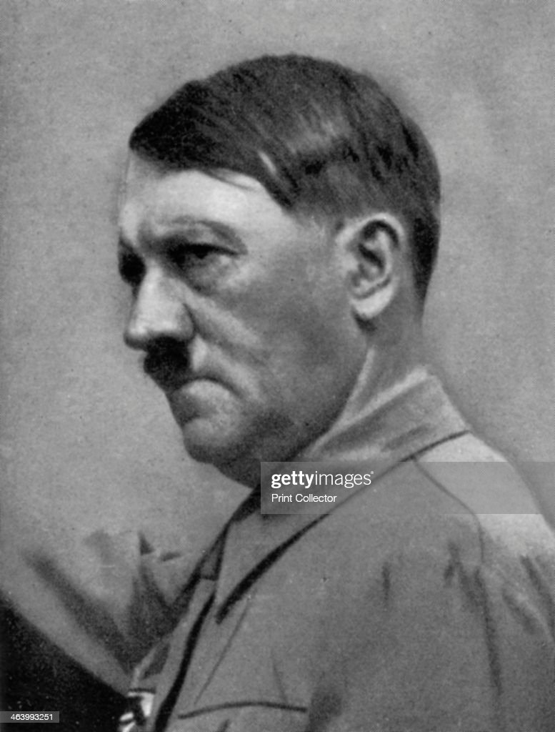 a biography of the german dictator adolf hitler Nazi leader adolf hitler did not kill adolf hitler 'survived ww2 and fled germany with philip citroen claims to have met the german dictator about.