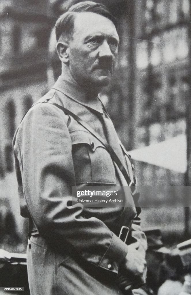 nazi germany and adolf hitler Adolf hitler the german dictator adolf hitler (1889-1945) led the extreme nationalist and racist nazi party and served as chancellor-president of germany from 1933.