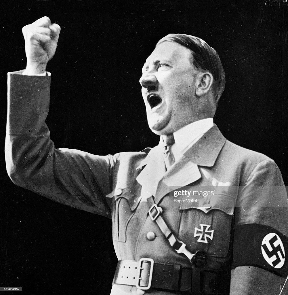 Adolf Hitler German statesman