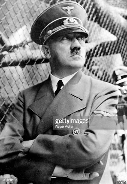 Adolf Hitler German statesman