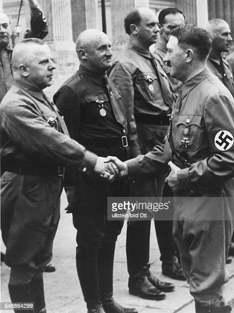 adolf hitler and his anti semitism campaign during world war ii White house press secretary sean spicer on april 11 said adolf hitler didn't use chemical weapons during world war ii hitler's of anti-semitism and.