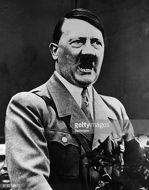 Adolf Hitler was dictator of Germany from 1933 to 1945
