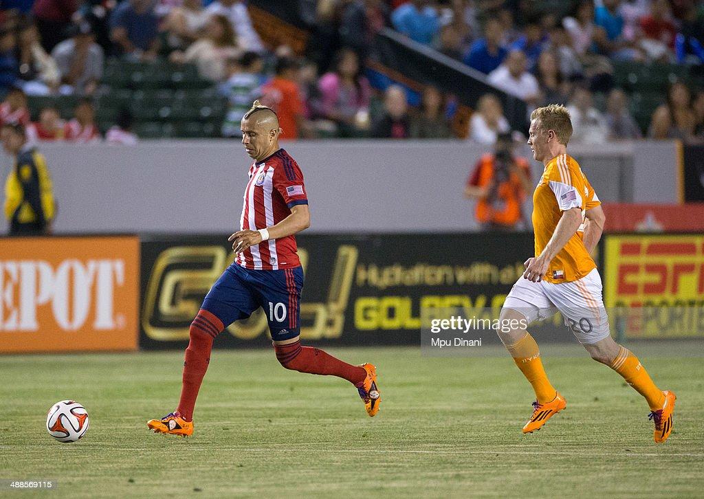 Houston Dynamo v Chivas USA