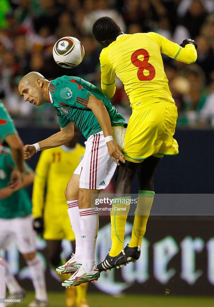 Senegal v Mexico