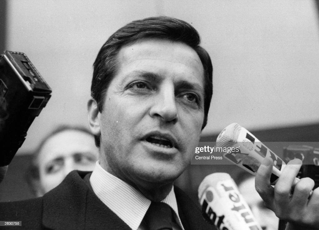 Adolpho Suarez, the Spanish politician and prime minister.