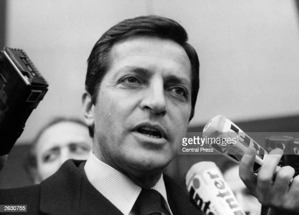 Adolpho Suarez the Spanish politician and prime minister