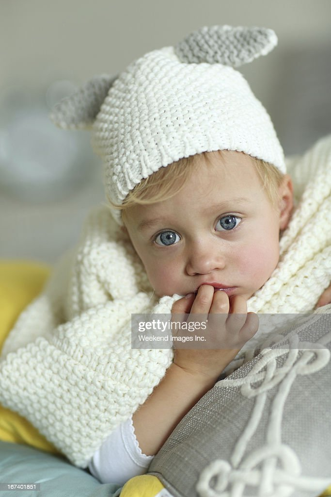 Adorable baby : Stockfoto