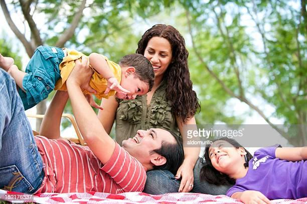 Süße Familie