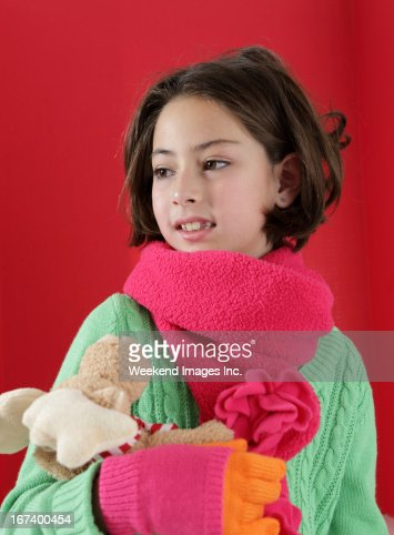 Adorable girl : Stock Photo