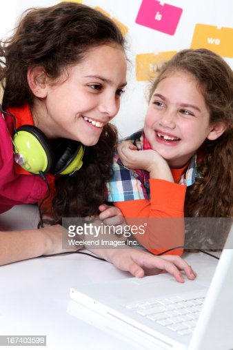 Adorable sister : Stock Photo