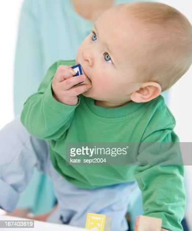 Adorable toddler : Stock Photo
