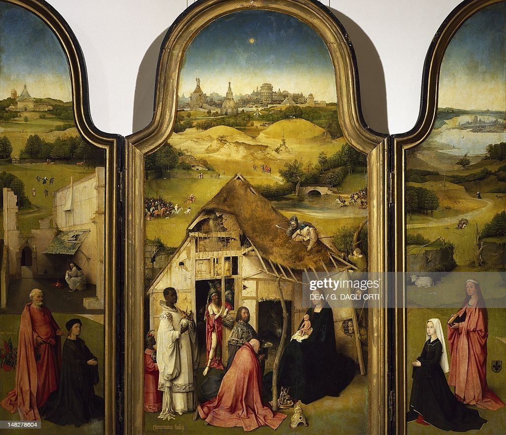 Hieronymus bosch getty images for Boch madrid