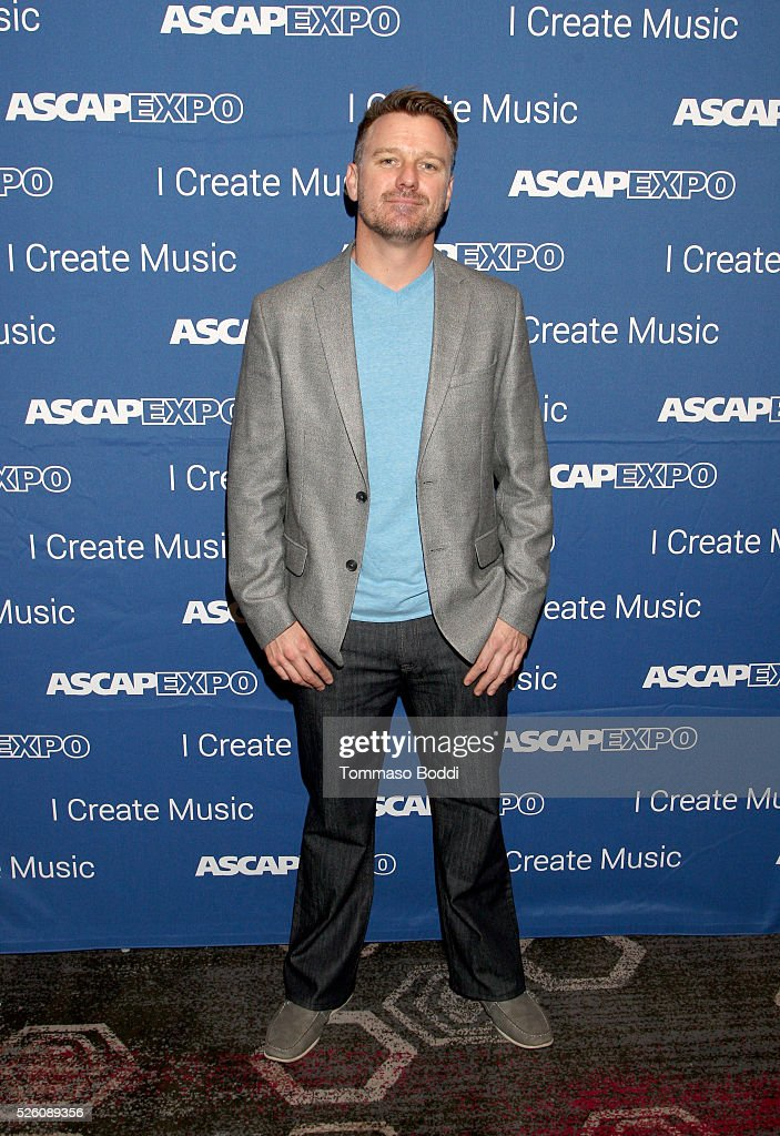 AdRev Operations VP <a gi-track='captionPersonalityLinkClicked' href=/galleries/search?phrase=Noah+Becker&family=editorial&specificpeople=2316372 ng-click='$event.stopPropagation()'>Noah Becker</a> attends the 2016 ASCAP 'I Create Music' EXPO on April 29, 2016 in Los Angeles, California.