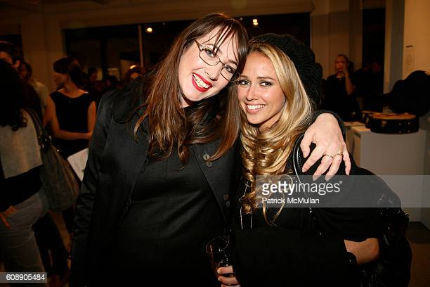 Adria Petty and Beth Earl attend TOM PETTY and the HEARTBREAKERS Celebrate Their New Book RUNNIN' DOWN A DREAM to Benefit The Tipitina's Foundation...