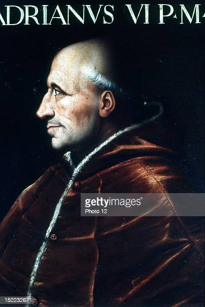 Adriaan Floriszoon born in Utrecht in 1459 Pope from the 9th January 1522 until the 14th September 1523 under the name of Adrian VI the only Pope to...