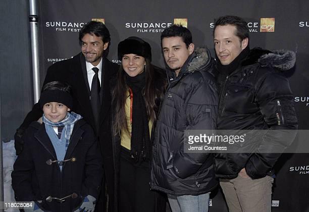 Adrian Alonso Eugenio Derbez Kate Del Castillo Jesse Garcia and Pailo Heitz