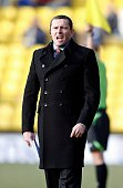Adrian Boothroyd of Watford during the Watford v Cardiff City Championship Match at Vicarage Road Stadium Watford UK on 26th December 2007