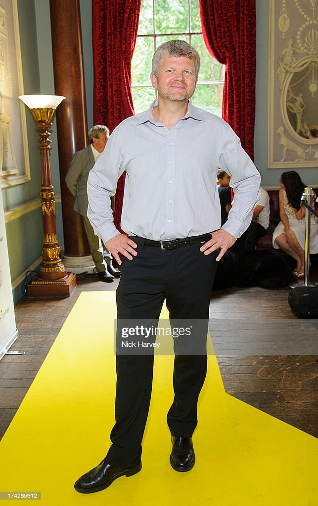 Adrian Chiles attends the Dogs Trust Honours 2013 at Home House on July 23, 2013 in London, England.