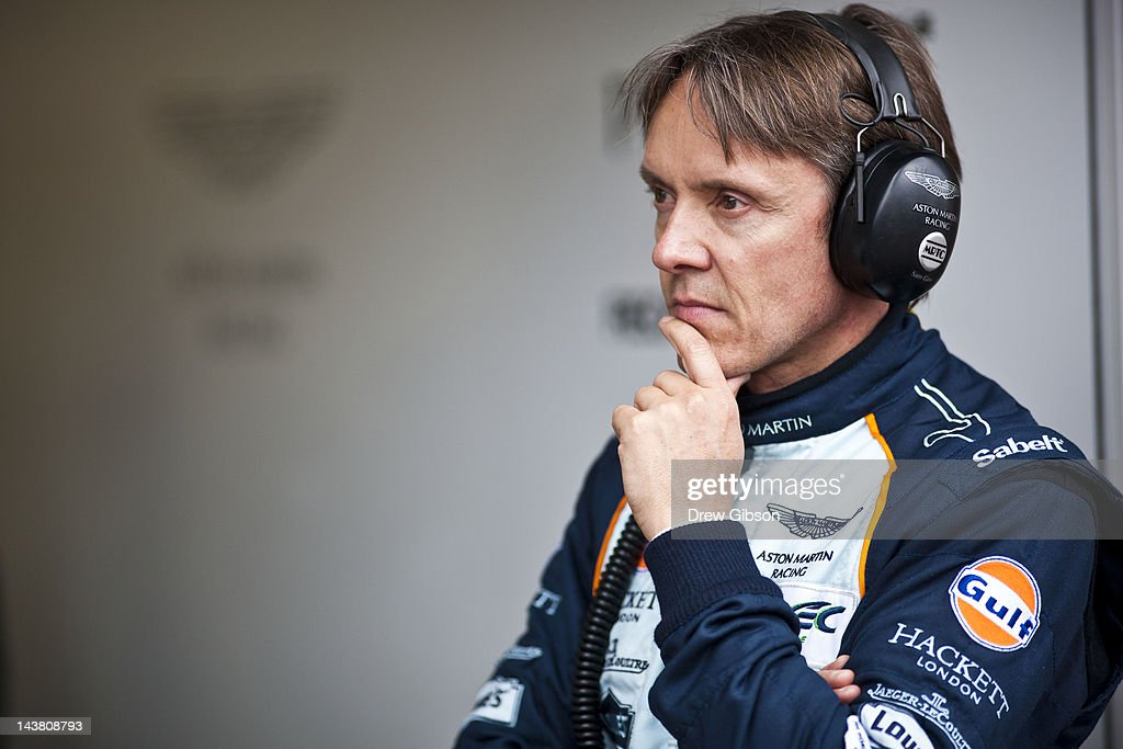 <a gi-track='captionPersonalityLinkClicked' href=/galleries/search?phrase=Adrian+Fernandez&family=editorial&specificpeople=167077 ng-click='$event.stopPropagation()'>Adrian Fernandez</a> of Mexico, driver of the Aston Martin Racing Aston Martin Vantage V8 during the 2012 FIA World Endurance Championship - 6 Hours Of Spa Francorchamps on May 3, 2012 in Francorchamps, Belgium.