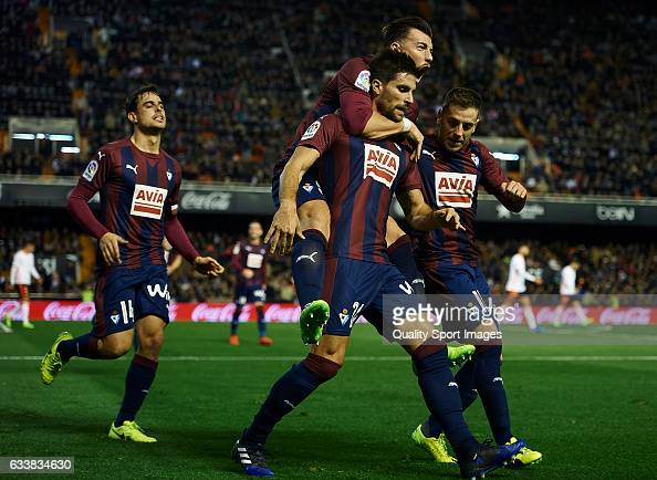 Valencia CF v SD Eibar - La Liga : News Photo