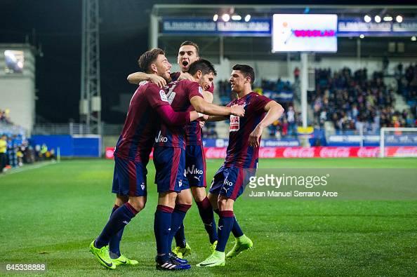 SD Eibar v Malaga CF - La Liga : News Photo