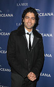 Adrian Grenier arrives to Oceana's Annual Partners Awards Gala in Pacific Palisades