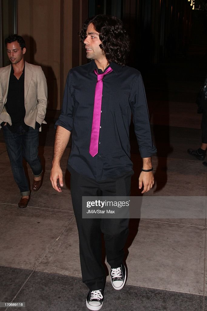 <a gi-track='captionPersonalityLinkClicked' href=/galleries/search?phrase=Adrian+Grenier&family=editorial&specificpeople=211413 ng-click='$event.stopPropagation()'>Adrian Grenier</a> as seen on June 15, 2013 in Los Angeles, California.