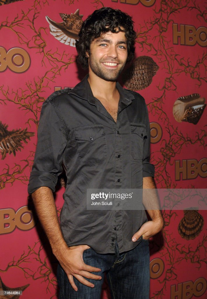Adrian Grenier at the Pacific Design Center in West Hollywood, California