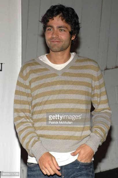 Adrian Grenier attends DeLeon Tequila Cinco De Mayo Launch Party at Chateau Marmont on May 5 2009 in Hollywood California