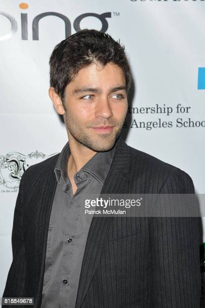 Adrian Grenier attends James Cameron and AVATAR Cast Celebrate Earth Day in Los Angeles at JW Marriot on April 22 2010 in Los Angeles California