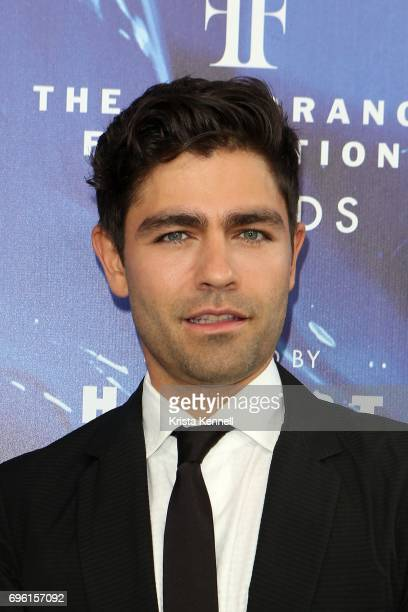 Adrian Grenier attends the 2017 Fragrance Foundation Awards at Alice Tully Hall at Lincoln Center on June 14 2017 in New York City