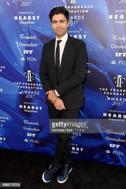 Adrian Grenier attends the 2017 Fragrance Foundation Awards Presented By Hearst Magazines at Alice Tully Hall on June 14 2017 in New York City