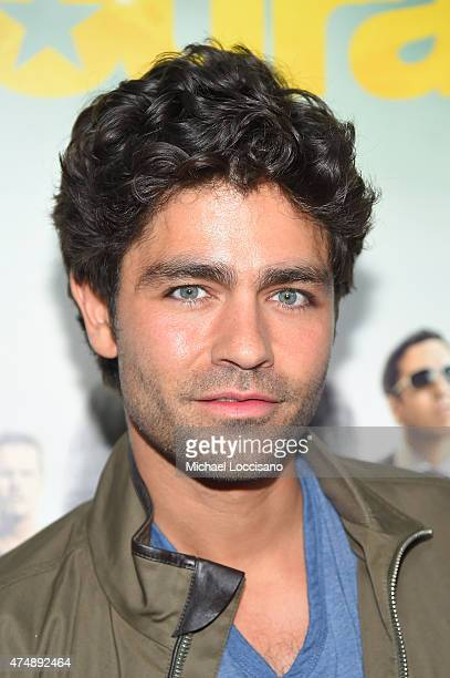 Adrian Grenier attends the 'Entourage' New York Premiere at Paris Theater on May 27 2015 in New York City
