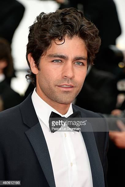 Adrian Grenier attends 'The Search' Premiere at the 67th Annual Cannes Film Festival on May 21 2014 in Cannes France