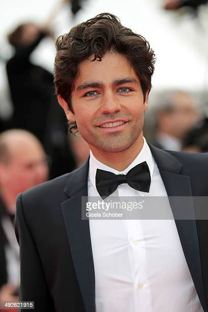 Adrian Grenier attends 'The Search' premiere during the 67th Annual Cannes Film Festival on May 21 2014 in Cannes France